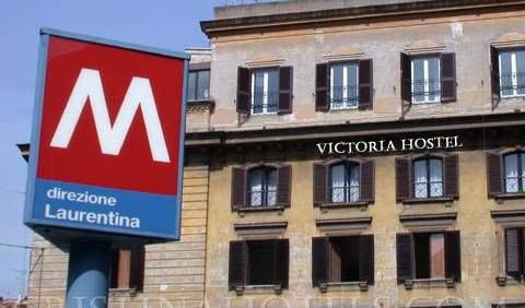 Victoria Hostel - Get low hotel rates and check availability in Rome 3 photos