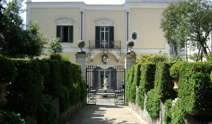 Villa Sangennariello - Search available rooms for hotel and hostel reservations in Ercolano 10 photos