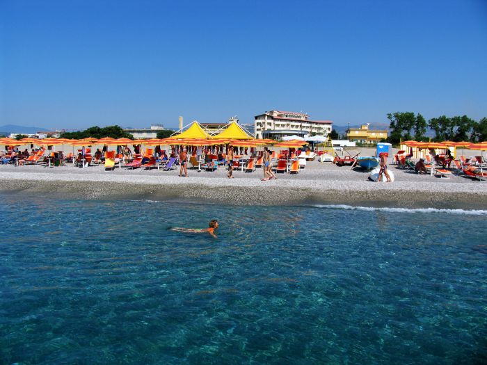 Grand Hotel President, Siderno Marina, Italy, backpackers and backpacking hotels in Siderno Marina