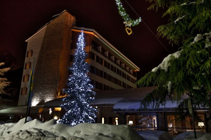 Grand Hotel Royal and Golf, Courmayeur, Italy, Italy hoteli in hostli
