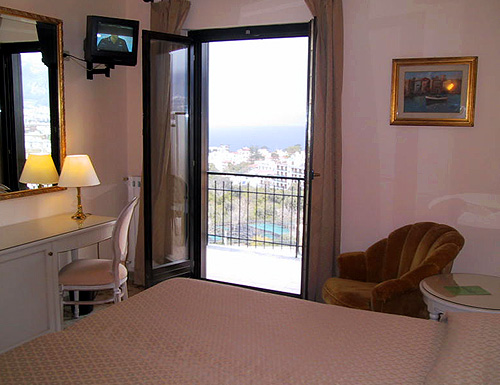 Hotel Cristina, Sorrento, Italy, hotels for vacationing in summer in Sorrento