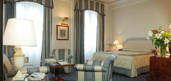 Hotel De La Ville, Florence, Italy, Italy hotels and hostels
