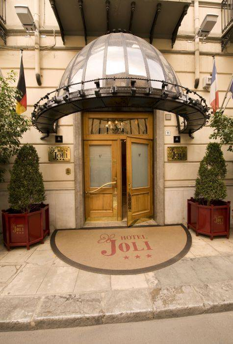 Hotel Joli, Palermo, Italy, Italy hotels and hostels