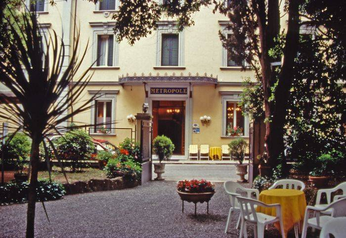 Hotel Metropole, Montecatini Terme, Italy, Italy hotels and hostels