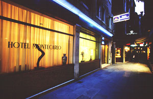 Hotel Montecarlo, Venice, Italy, Italy hotels and hostels