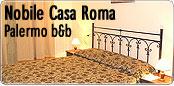 Hotel Nobile Casa Roma, Palermo, Italy, Italy hostels and hotels