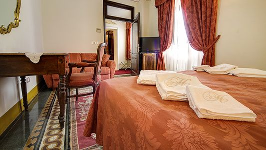 Hotel Portici, Arezzo, Italy, Italy hotels and hostels