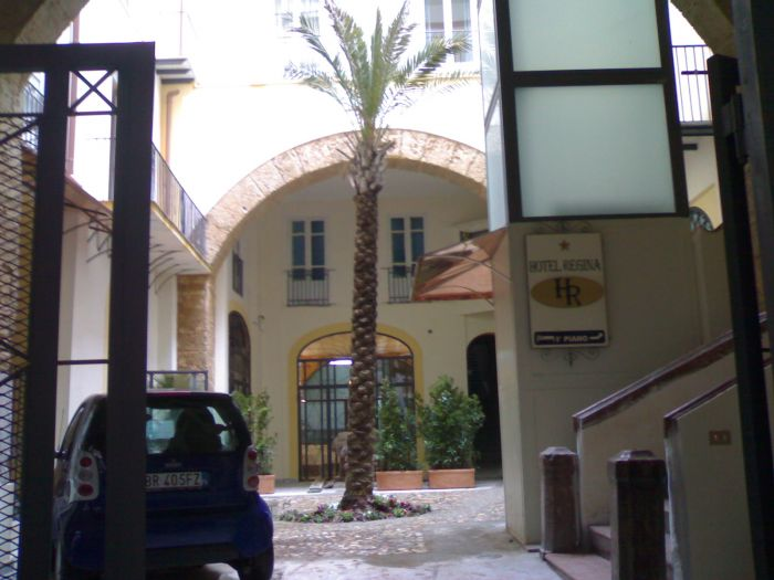 Hotel Regina, Palermo, Italy, Italy hotels and hostels