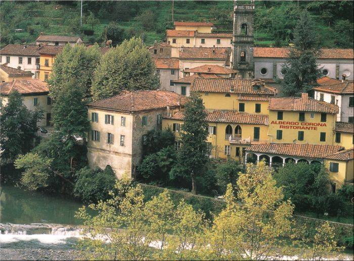 Hotel Restaurant Corona, Bagni Di Lucca, Italy, Italy hotels and hostels