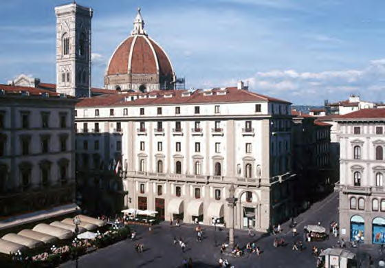 Hotel Savoy, Florence, Italy, Italy hotels and hostels