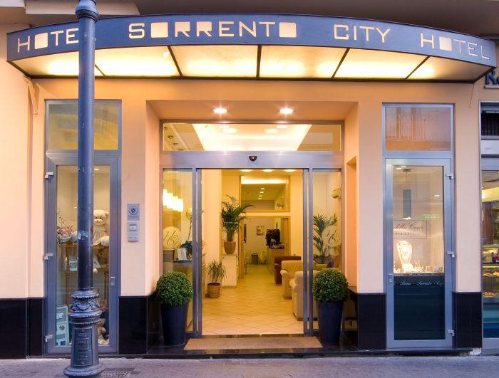 Hotel Sorrento City, Sorrento, Italy, Italy hotels and hostels