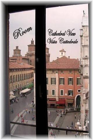 Hotel Suite Duomo, Ferrara, Italy, hoteli v bližini postaje podzemne železnice v Ferrara