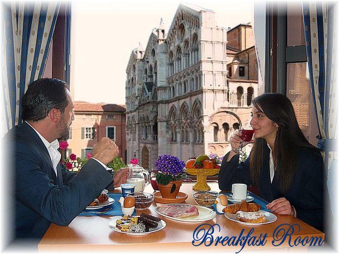 Hotel Suite Duomo, Ferrara, Italy, Italy hoteli in hostli