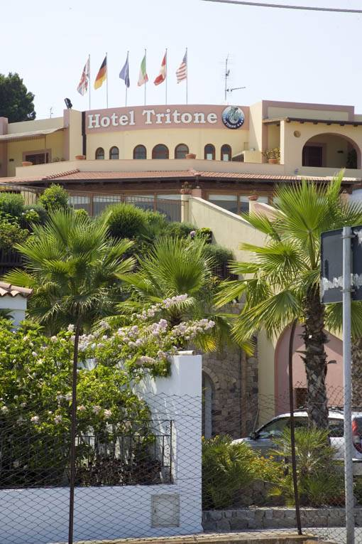Hotel Tritone, Lipari, Italy, Italy hotels and hostels