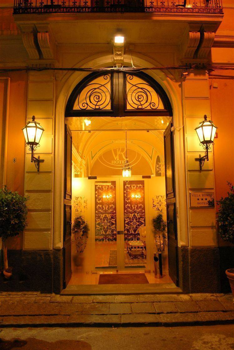 Hotel Villa Romeo, Catania, Italy, Italy hotels and hostels