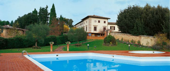 Hotel Villa San Lucchese, Poggibonsi, Italy, what is a bed and breakfast? Ask us and book now in Poggibonsi