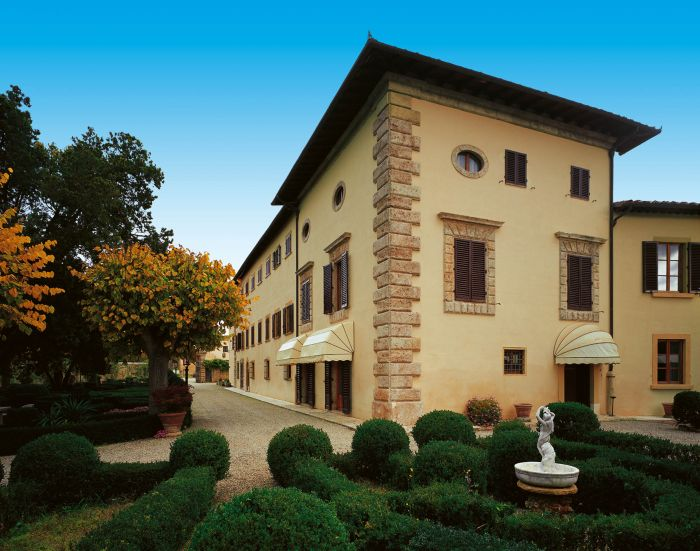 Hotel Villa San Lucchese, Poggibonsi, Italy, Italy hotels and hostels