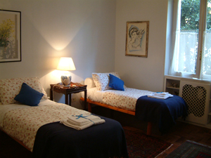 Gianicolo's Home B and B, Rome, Italy, eco friendly hotels and hostels in Rome