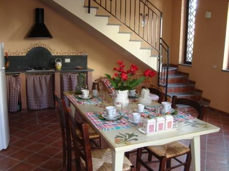 Bed and breakfast La Rena Rossa, Nicolosi, Italy, discount travel in Nicolosi