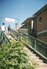 Oikos Hostel, Rome, Italy, affordable hotels in Rome