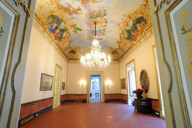 Palazzo Montevago, Palermo, Italy, Italy hotels and hostels