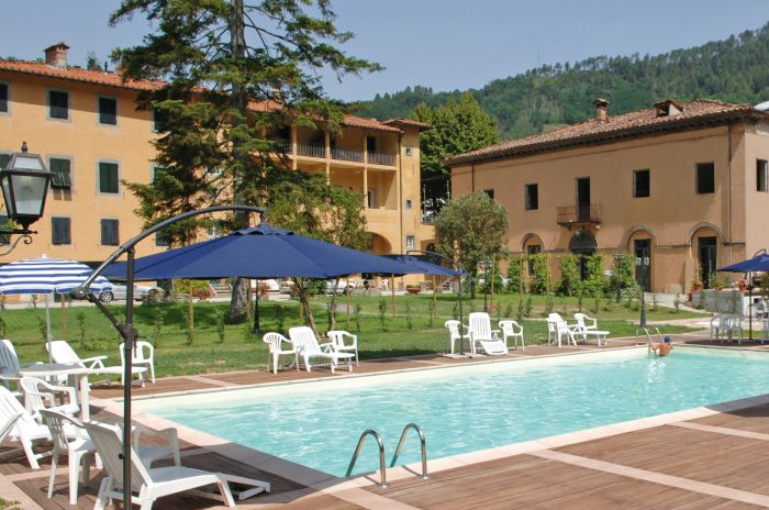 Park Hotel Regina, Bagni Di Lucca, Italy, Italy hotels and hostels