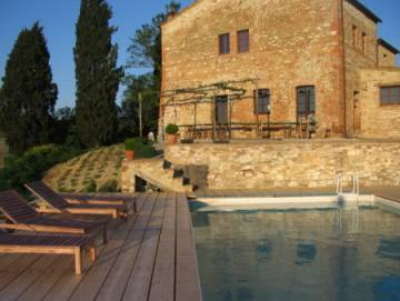 Podere Finerri, Asciano Siena, Italy, Italy hotels and hostels