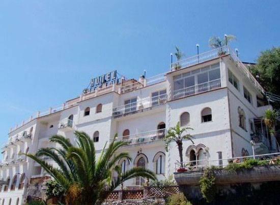 President Hotel Splendid, Taormina, Italy, Italy hostels and hotels