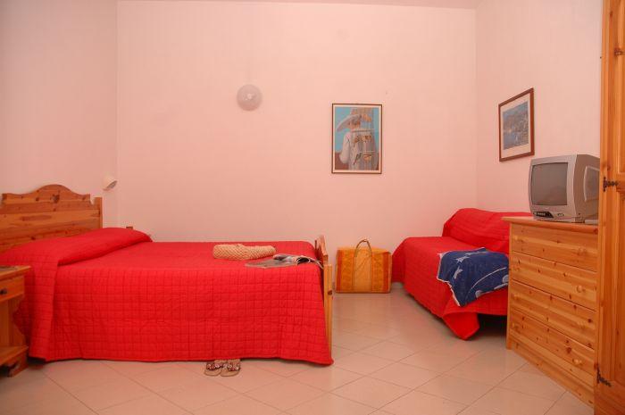 Residence Villa Tina, Forio, Italy, nizki hoteli stroškov v Forio
