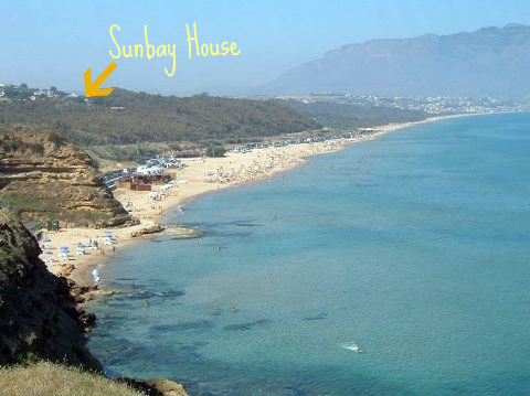 Sunbay House, Balestrate, Italy, backpacking near me in Balestrate