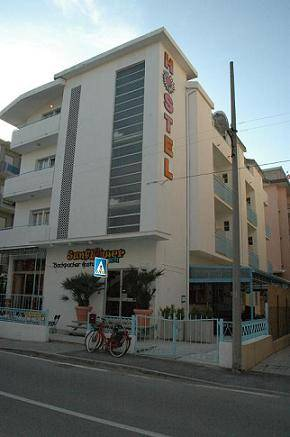 Sunflower Beach Backpacker Hostel, Rimini, Italy, list of best international hotels and hostels in Rimini