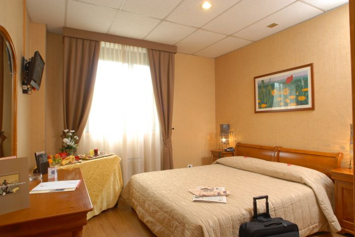 Top Hotel Park Bologna, Bologna, Italy, best hotels near me in Bologna