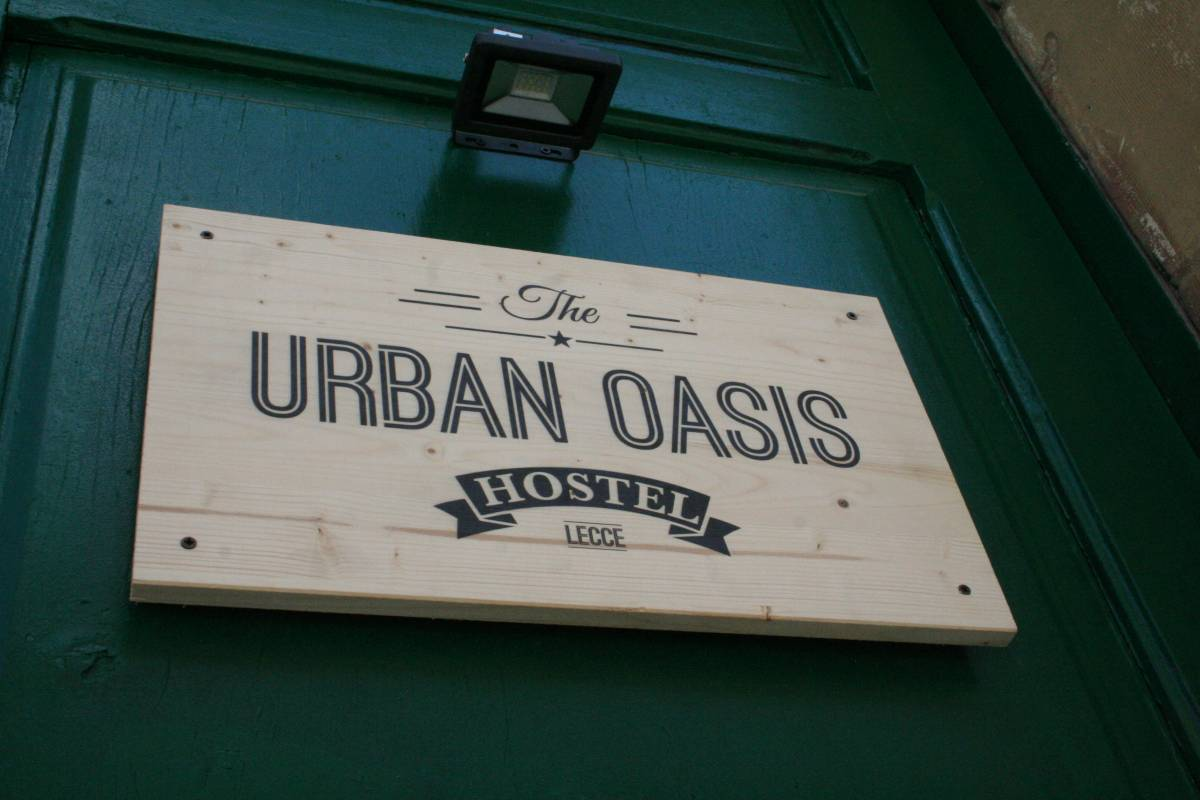 Urban Oasis Hostel, Lecce, Italy, Italy hotels and hostels
