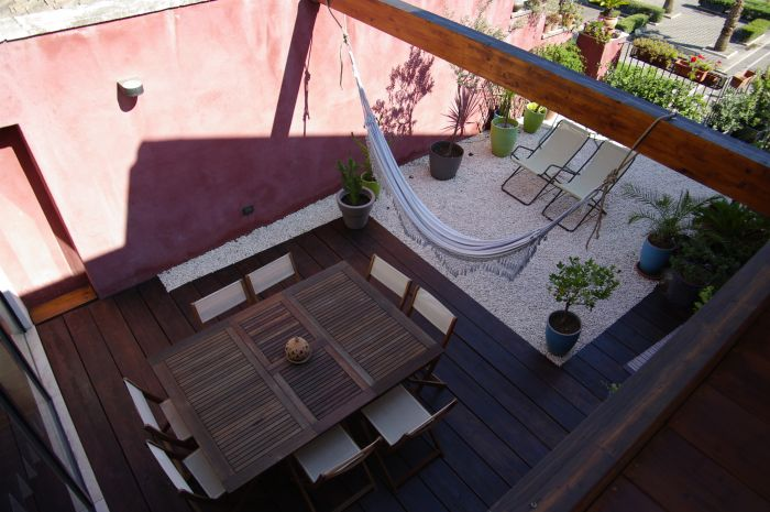 Ursino Roof Garden, Catania, Italy, hotels with ocean view rooms in Catania