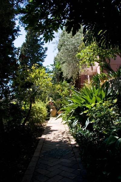 Villa Britannia, Taormina, Italy, a new concept in hospitality in Taormina