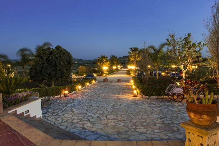 Villa Delle Palme Delfina, Trapani, Italy, Italy hotels and hostels