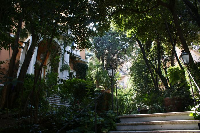 Villa Mangili, Rome, Italy, Italy hotels and hostels
