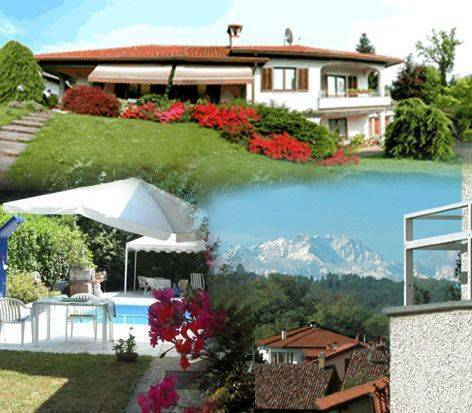 Villa Monterosa - Bed and Breakfast, Castronno, Italy, Italy hotels and hostels