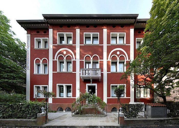 Villa Pannonia Hotel, Venice, Italy, Italy hotels and hostels