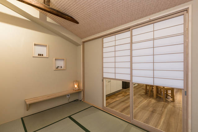 Blue Tengu Boutique Townhouse, Kyoto, Japan, experience living like a local, when staying at a hostel in Kyoto