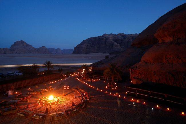 Captain's Desert Camp, Ad Disah, Jordan, cool backpackers hostels for every traveler who's on a budget in Ad Disah