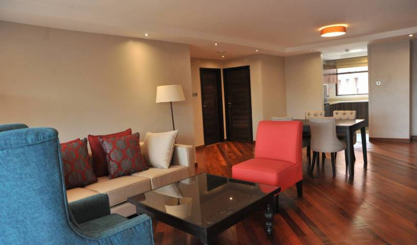Longonot Place Serviced Apartments 6 photos