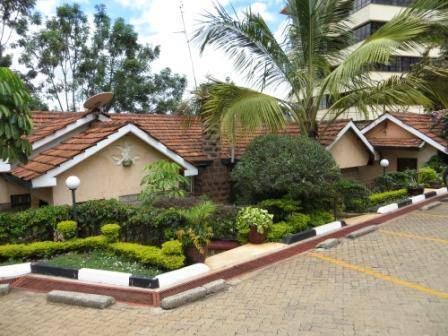 Fahari House, Westlands, Kenya, Kenya hostels and hotels