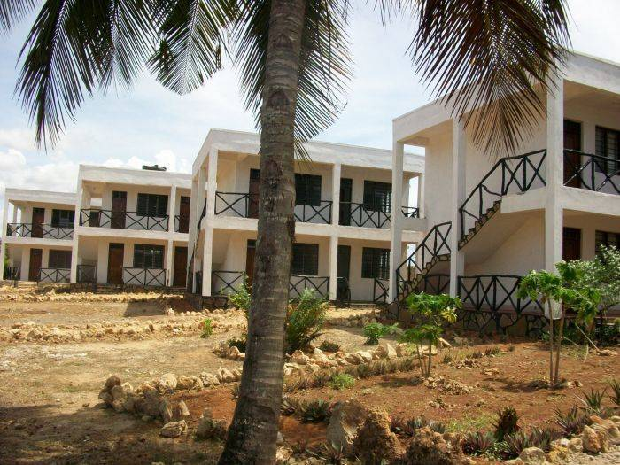 Msafiri Cottages, Mombasa, Kenya, 低コストホテル に Mombasa
