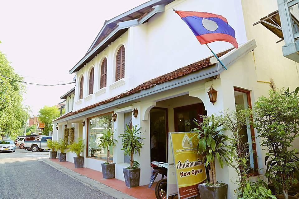 Le Luxe Boutique, Ban Amon, Laos, Laos hotels and hostels