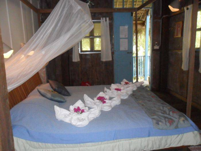 Nam Song Sai Ecolodge, Louangphrabang, Laos, discount lodging in Louangphrabang