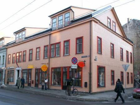 Central Hostel, Riga, Latvia, best countries to visit this year in Riga