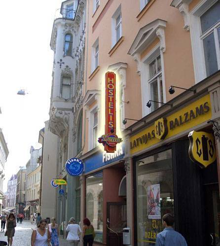 Doma Hostel, Riga, Latvia, hotels with ocean view rooms in Riga