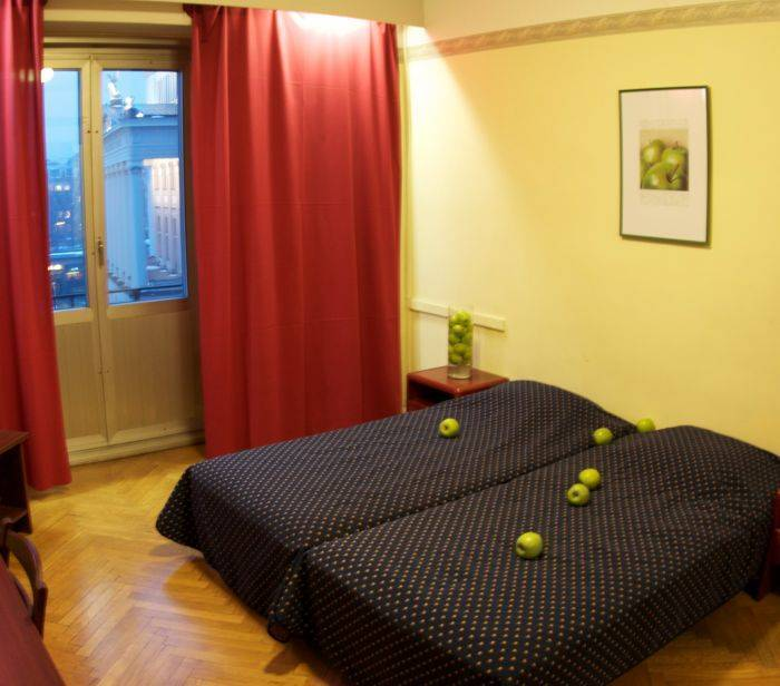 Green Apple, Vecriga, Latvia, hotels with non-smoking rooms in Vecriga
