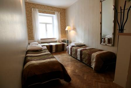 Backpackers, Vilnius, Lithuania, online secure confirmed reservations in Vilnius